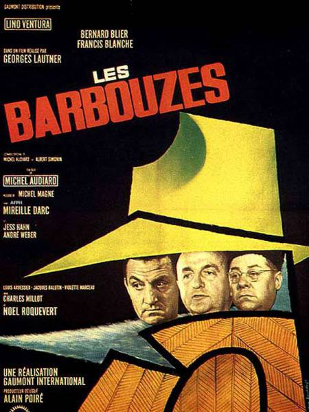 Les Barbouzes streaming