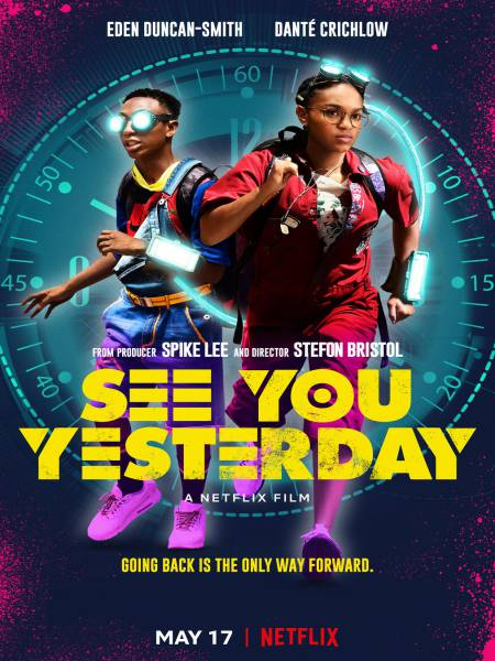 See You Yesterday streaming